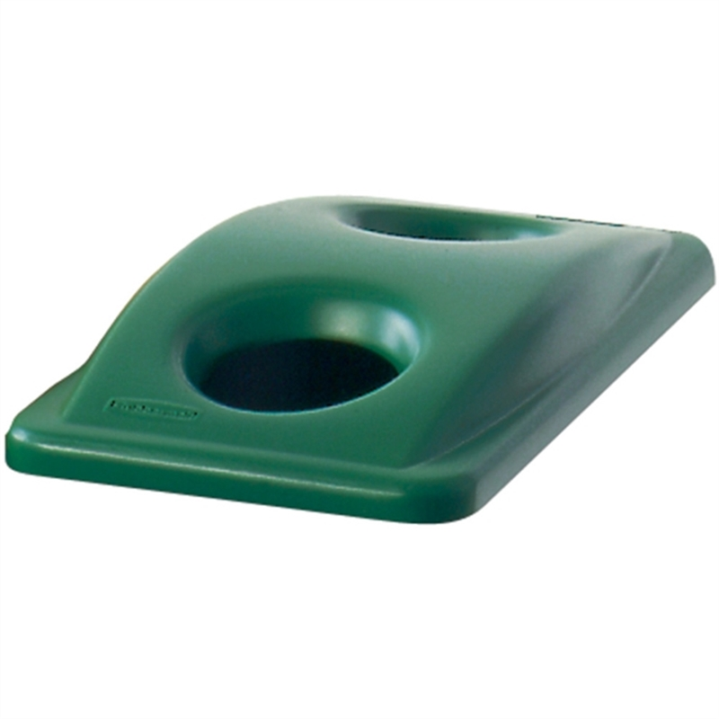 rubbermaidcommercial-products-deckel-slim-jim-polypropylen-518-x-290-x-70-mm-gruen