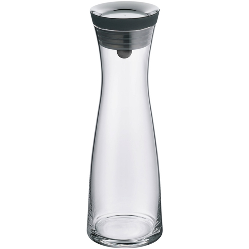 wasserkaraffe-glas-mod-basic-transp-0-75-liter-close-up